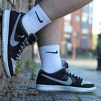 Nike Sb Dunk Low Casual All-match Skateboard Shoes