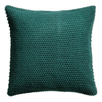 H&M Moss-knit Cushion Cover $24.99