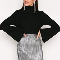 onlALMA L/S BELL SLEEVE PULLOVER KN, Only