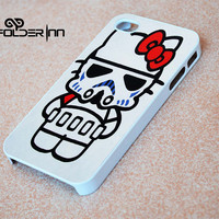 Hello Stormtrooper iPhone 4s iphone 5 iphone 5s iphone 6 case, Samsung s3 samsung s4 samsung s5 note 3 note 4 case, iPod 4 5 Case
