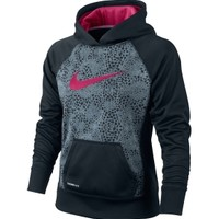 Nike Girls' Printed KO Hoodie - Dick's Sporting Goods