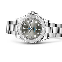Rolex Yacht-Master 37 Watch: Rolesium - combination of 904L steel and platinum - 268622
