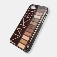 Naked Pallete NDR - iPhone 5 Case iPhone 4 / 4S Case