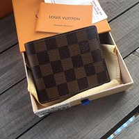 shosouvenir Louis Vuitton LV Fashion Trending Men Leather Handbag Wallet Purse Bag
