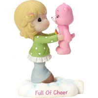 Precious Moments Care Bears Cheer Bear