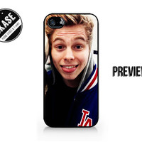 Luke Hemmings - Luke - 5SOS - 5 Seconds of Summer - iPhone 4 / 4S / 5 / 5C / 5S - 510