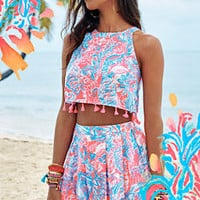 Selina Halter Top & Skirt Set | Lilly Pulitzer