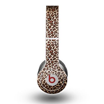 The Vibrant Cheetah Animal Print V3 Skin for the Beats by Dre Original Solo-Solo HD Headphones