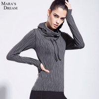 Smart Compression Gray Women's Running Jacket