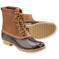 Women's Bean Boots by L.L.Bean and reg;, 8 and quot; Gore-Tex/Thinsulate: Bean Boots | Free Shipping at L.L.Bean