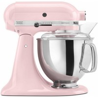 KitchenAid 5 Quart Artisan Stand Mixer - Pink - Cook for the Cure