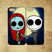 Sally and Jack Couple iphone 5c case,iphone 5s case,iphone 5 case,samsung note3 case,samsung s4 mini case,samsung s4 case,Any two can match