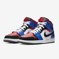"Air Jordan 1 Mid ""Top 3"" GS Women Sneakers - Best Deal Online"