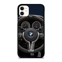BMW STEERING WHEEL iPhone 11 Case