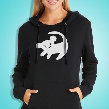 Disney Lion King Simba Remember Who You Are Women'S Hoodie
