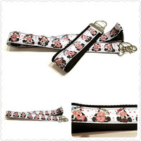 Cows lanyard, Cows keychain, Gift for cow lover, Cows gifts, Gift for her, Cows decor