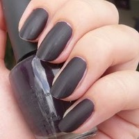 Opi Lincoln Park After Dark Matte New:Amazon:Beauty