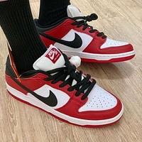 Nike SB Dunk Low Pro dunk series low-top casual sports skateboard shoes sneakers