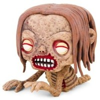 Pop Television (Vinyl): Walking Dead - Bicycle Girl Zombie