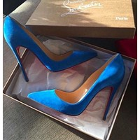 shosouvenir Christian Louboutin Fashion casual high heels